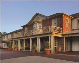 The Williamsburg Lodge