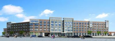 The planned dual-brand project in LIC will include a Hampton Inn and Homewood Suites by Hilton.