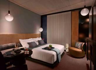 Rendering of Nobu Hotel Shoreditch