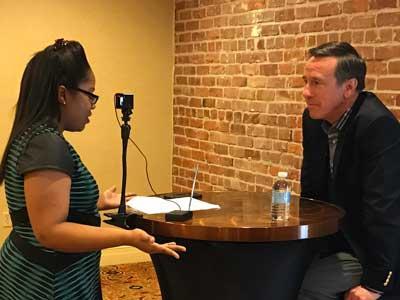 Hotel Business Digital Content Editor Corris Little interviews Marriott International CEO Arne Sorenson.