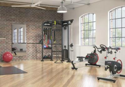 Life Fitness' SYNRGY90 Versa Cable