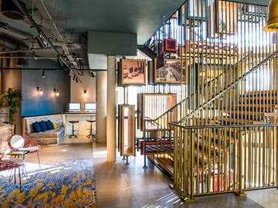 Novotel london canary wharf opens hotel business for Hotel design canaries