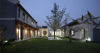 The Villas at Meliá Shanghai Hongqiao.