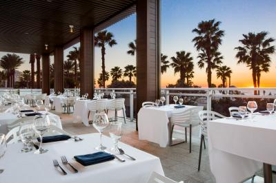 Proceeds from guests who dine at Ocean Hai's Table 31 support local charities.
