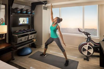 Five Feet to Fitness brings fitness equipment