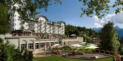 The Luxury Collection's Cristallo Resort & Spa