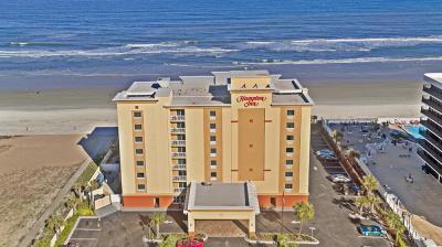 Hff Closes Of Hampton Inn Daytona Beach Beachfront