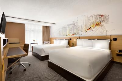 Hotel Pur Quebec Renovates Joins Tribute Portfolio Hotel Business