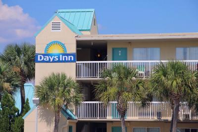 The Days Inn in Pensacola Beach