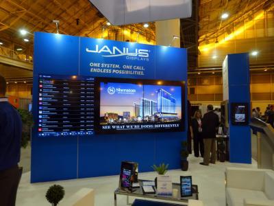 Janus Displays' 3D