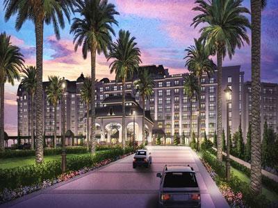 Rendering of Disney Riviera Resort
