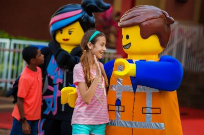 Wyndham has teamed up with partners like Legoland.