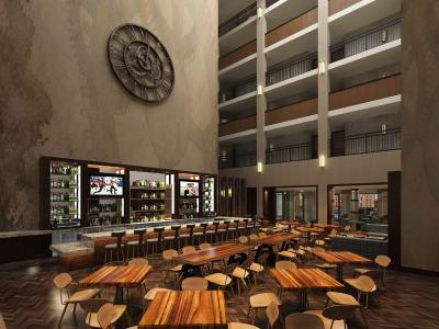 Rendering of DoubleTree by Hilton Lubbock – University Area