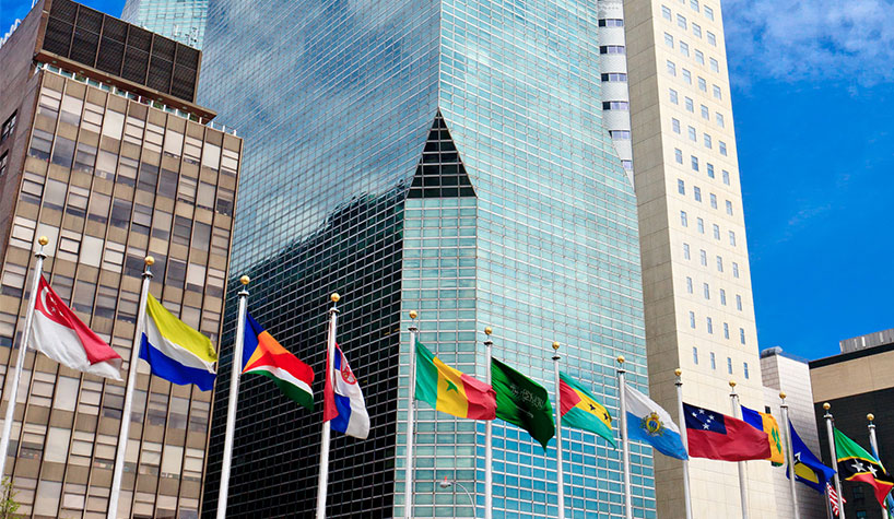 Millenium Hotel New York One Un Plaza