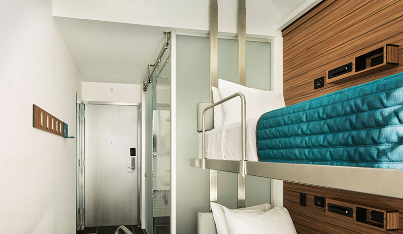 Pod Hotels' NYC Flagship To Intro PlugandPlay Concept Hotel Business Awesome Two Bedroom Suites In Nyc Concept Design