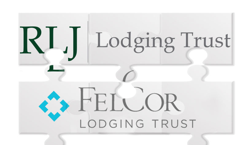 Rlj Shareholders Approve Merger With Felcor Hotel Business
