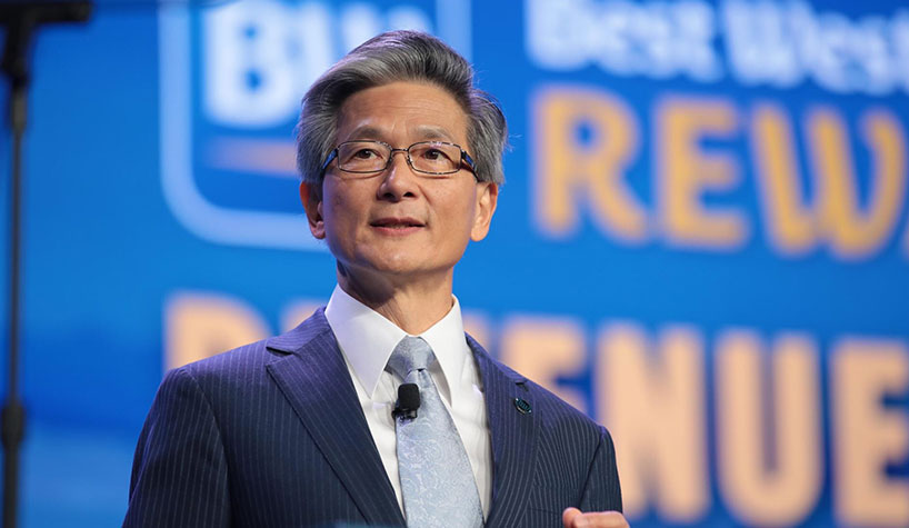 Best Western Hotels Resorts President Ceo David Kong