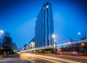 Holiday Inn Warsaw City Centre