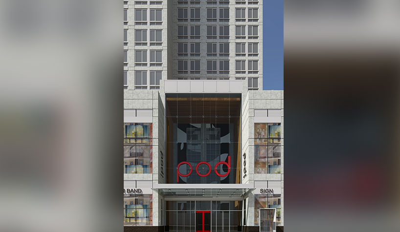 Pod Hotels Unveils New-Build in NYC