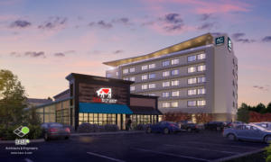 The Briad Group is building an AC Hotel by Marriott in Bridgewater, NJ.