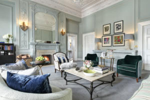 The Scone & Crombie Suite at The Balmoral, a Rocco Forte Hotel