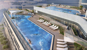 The new AVANI Hotel Suites & Branded Residences