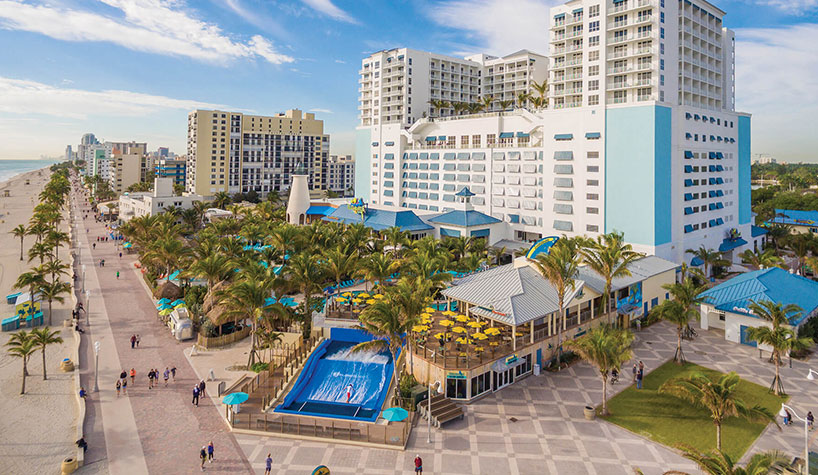 Under New Ownership Margaritaville Hollywood Beach The