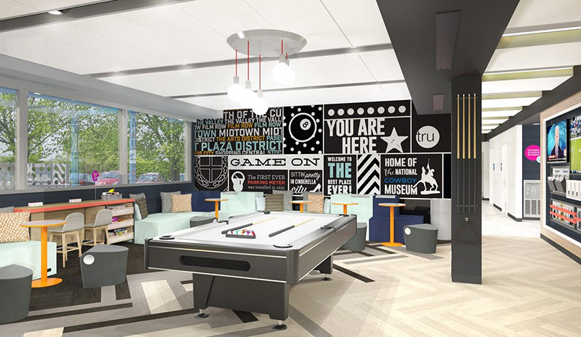 Tru by Hilton Opens Its First College Town Properties