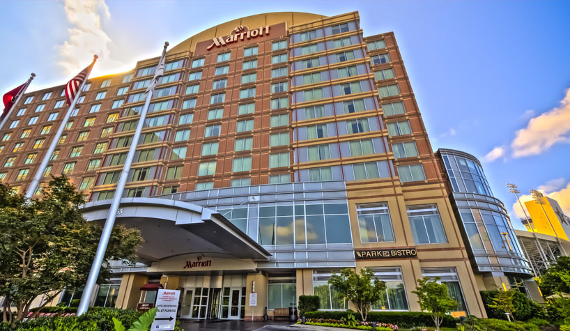 White Lodging Has Acquired The Marriott In Nashville Tn