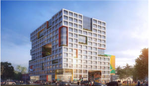 Wynwood Gateway rendering