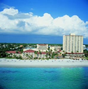 La Playa waterfront