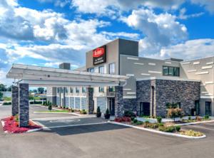 Aiden Hotel rendering