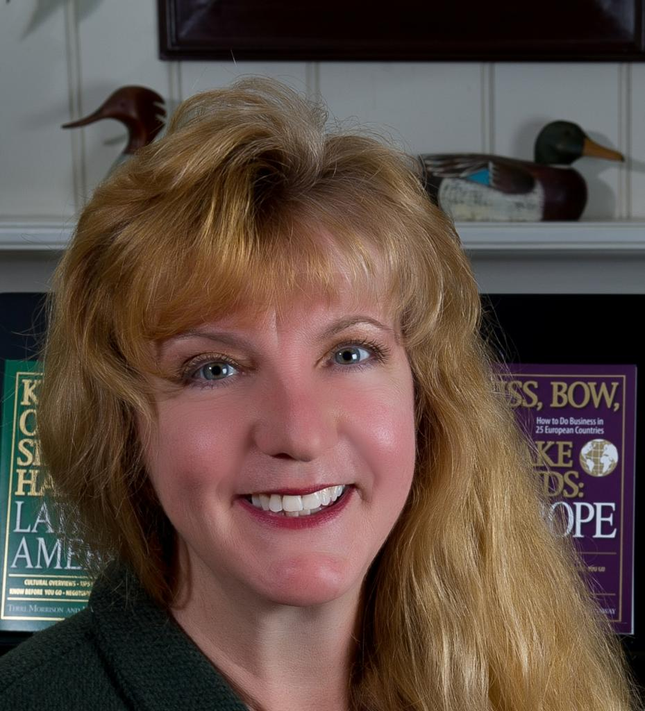 Terri Morrison, author