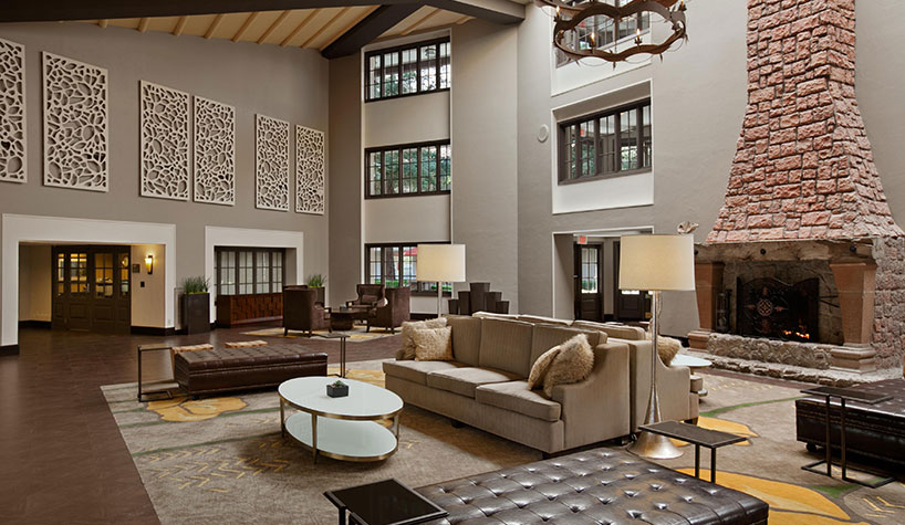 RLJ Lodging Trust sold the Embassy Suites Napa Valley for $102 million.
