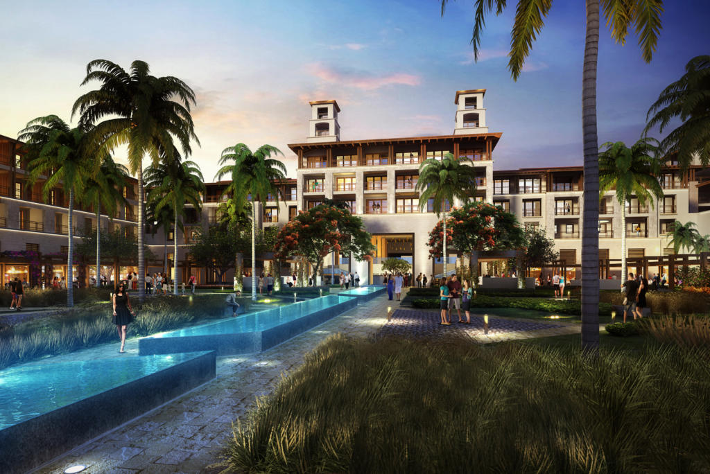 Rendering of Lopesan Costa Bavaro Resort