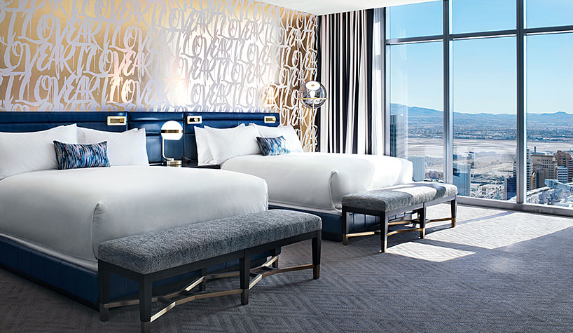 What Happens In Vegas Four Hotels Get Upgrades Hotel Business Classy Cosmopolitan 2 Bedroom City Suite Concept Property