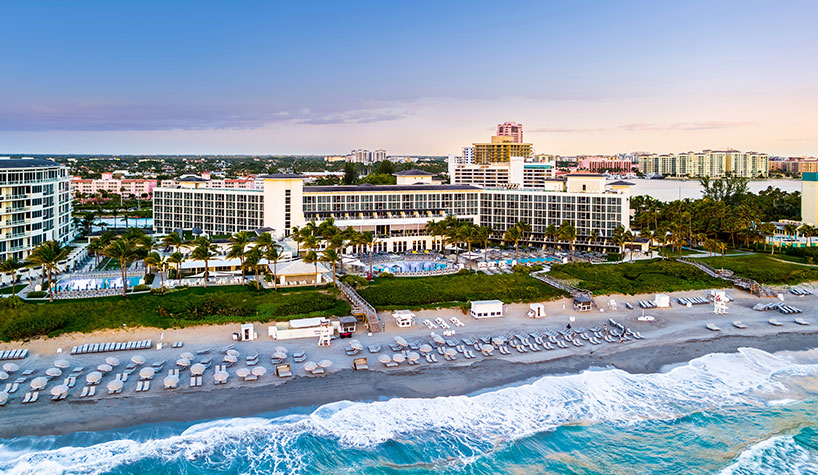 Msd Partners To Boca Raton Resort