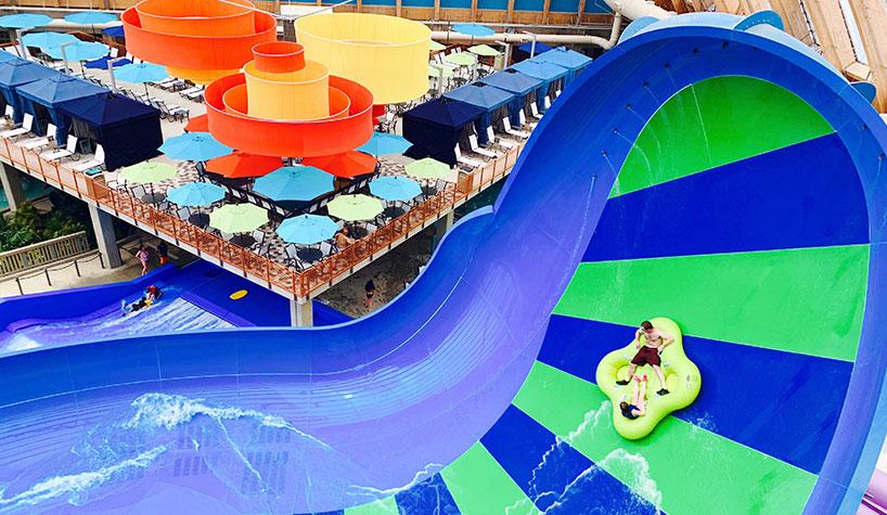 Dive Right In: The Kartrite Resort & Indoor Waterpark Is Now