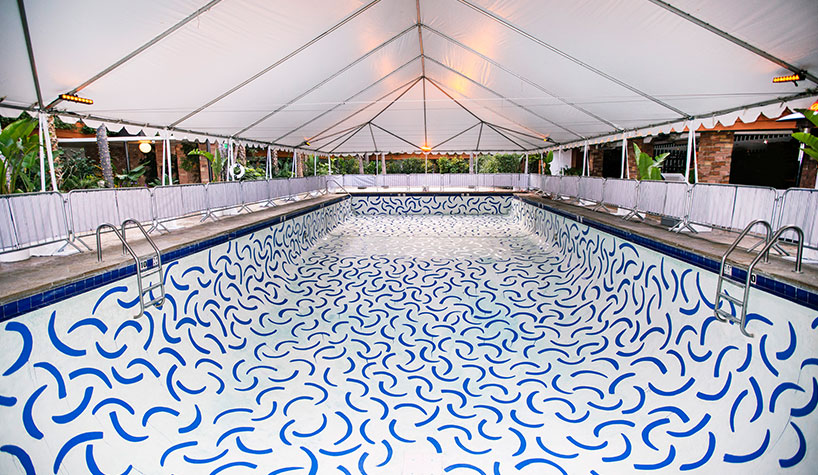 After a Pool Restoration, The Hollywood Roosevelt Is Ready ...