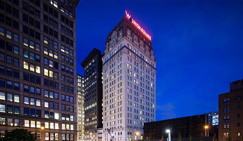 Marriott Buys W New York – Union Square to Create Next