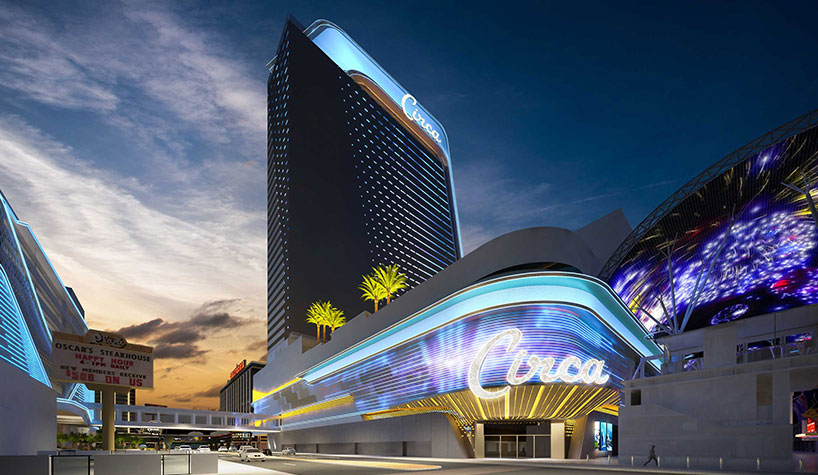 New Resort Coming To Downtown Las Vegas More Hotels In The Works Hotel Business